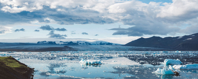 Glacier Reflection